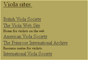 Viola sites 